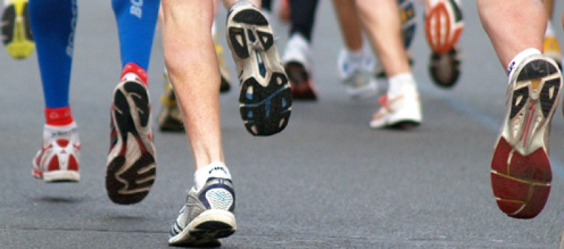 Running tips to keep your feet happy