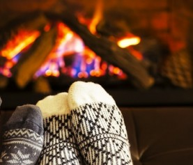 Looking after your feet this winter